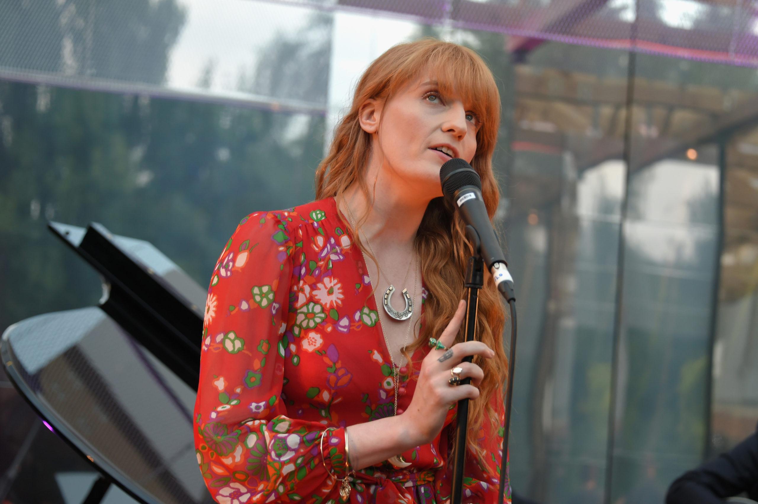 Accordi Florence and the Machine