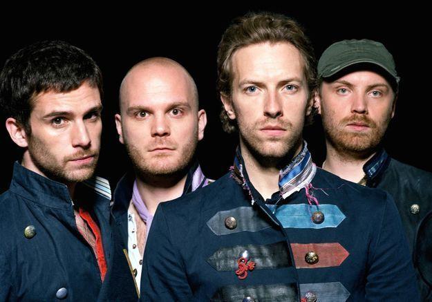 Accordi Coldplay