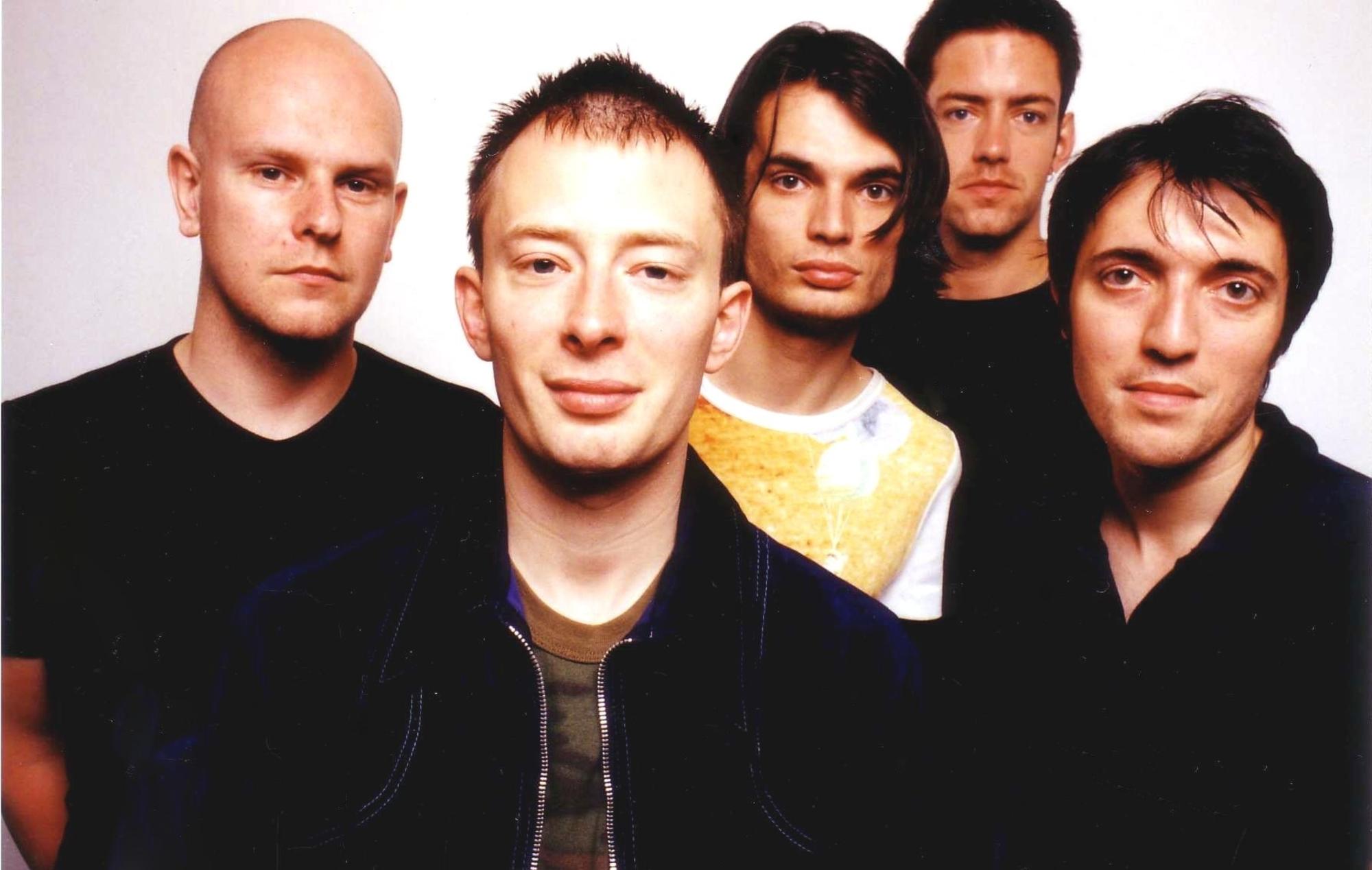 Accordi Radiohead