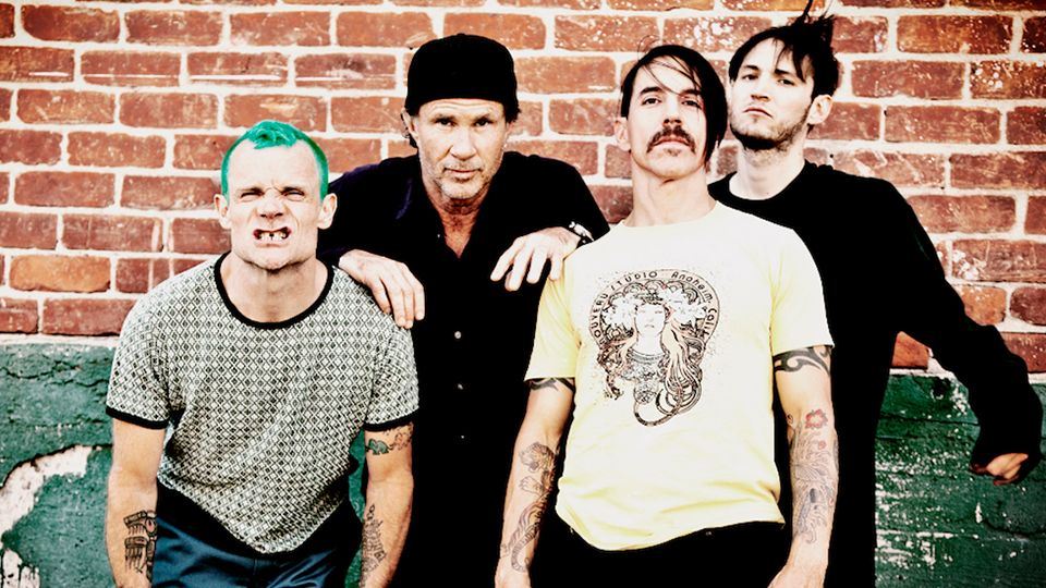 Accordi Red Hot Chili Peppers
